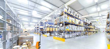 warehouse solutions