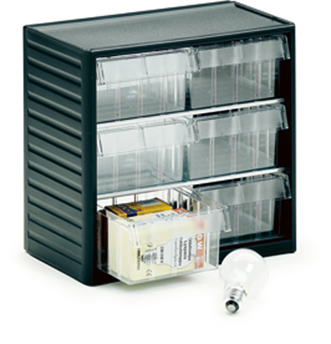 142211 Visible Storage Cabinets