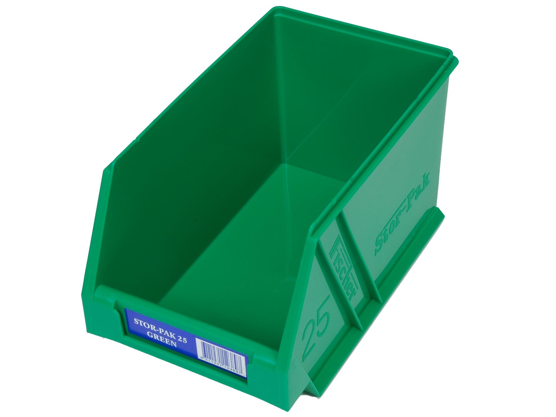 1H-062G Fischer Plastics Stor-Pak