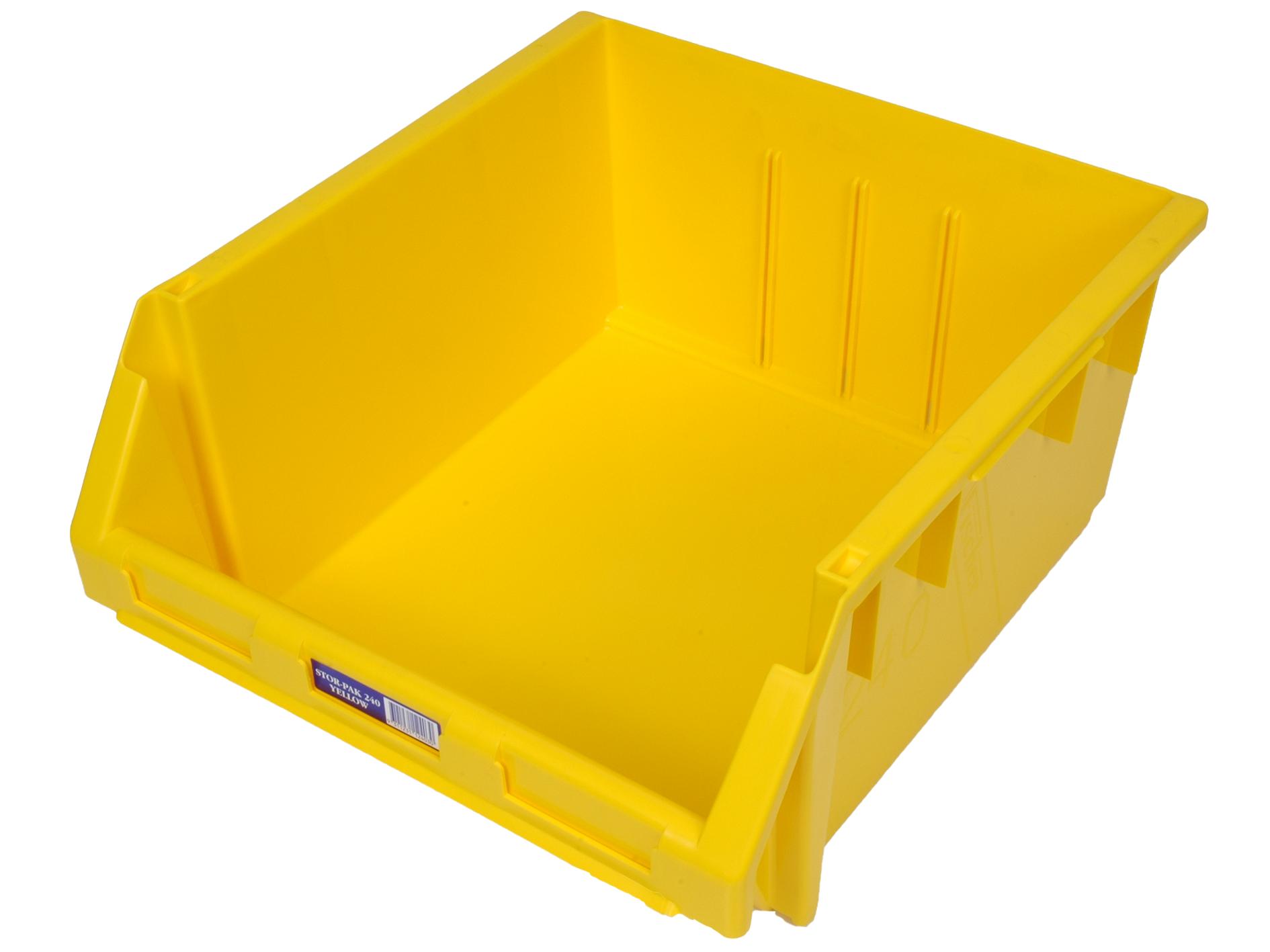 1H-065Y Fischer Plastics Stor-Pak