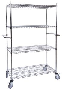 Cleanspan Shelving & Accessories