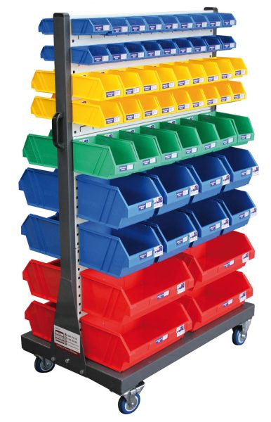 Hanger-Rack-with-Storpak-Bins