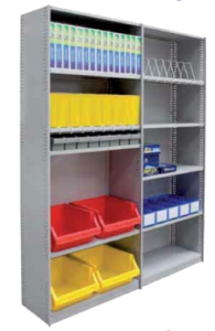 Rolled-Edge-Shelving