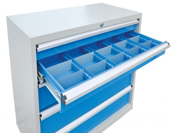 Alstor Industrial Drawer Unit All Storage Systems