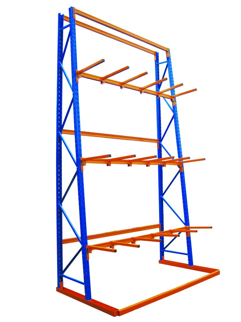 Vertical Cantilever Racking All Storage Systems