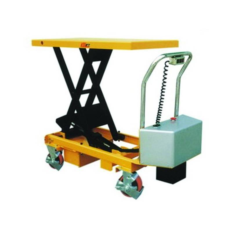 251008 Electric Hydraulic Scissor Lift