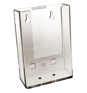 dl portrait brochure holder