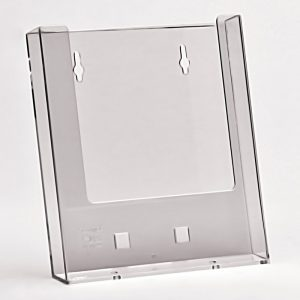 a5 portrait brochure holder
