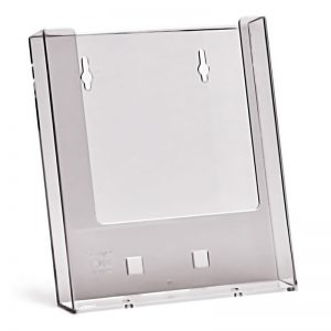 a4 portrait brochure holder