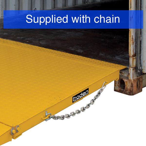 Folding Container Ramp image