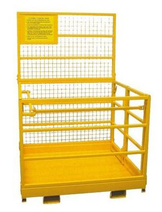 Forklift Collapsible Cage