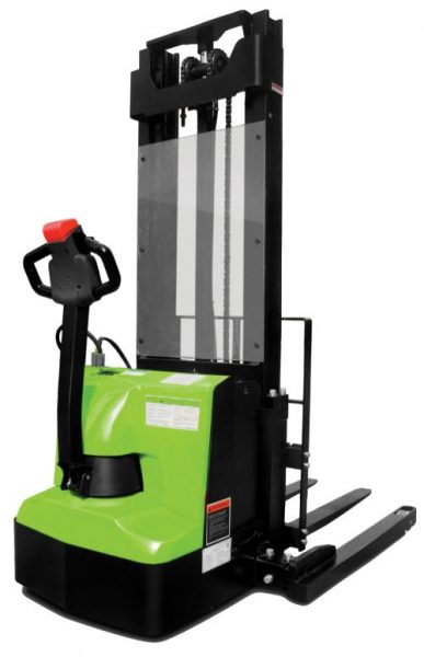 High Frequency Electric Straddle Stacker copy