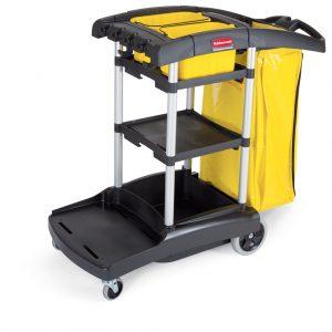 Janitor's Carts & Spill Kits