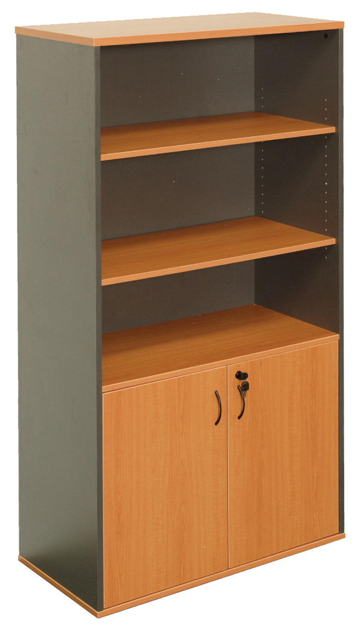 Rapid worker lockable wall unit all storage systems