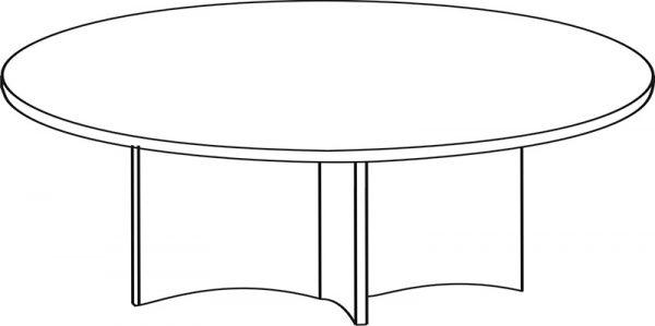 Oval-Boardroom-Table