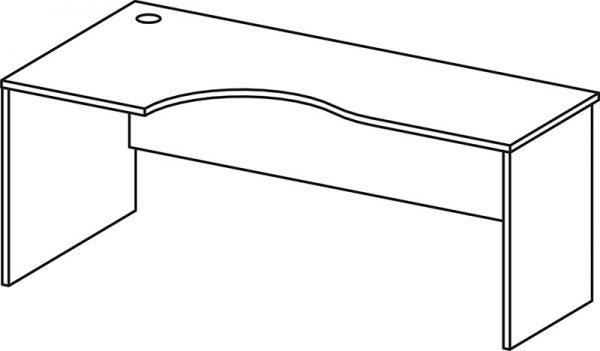 Radial-Desk