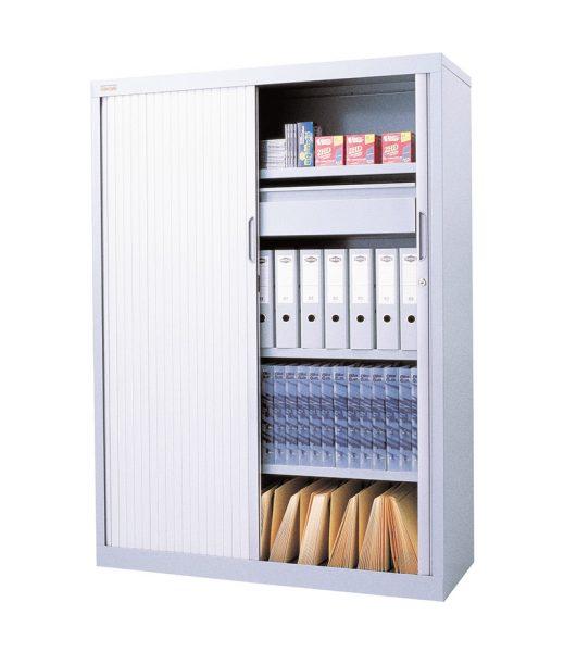 Stronghold Tambour Door Cabinet