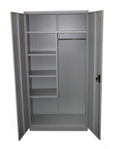 Utility Cupboard Open