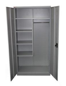 Utility Cupboard Open