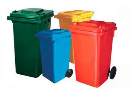 Wheeile Bins