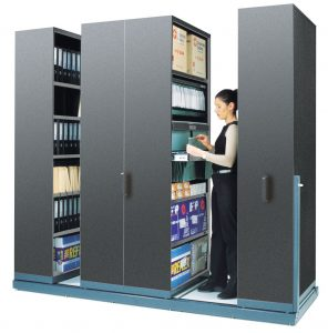 Archive & Mobile Storage Units