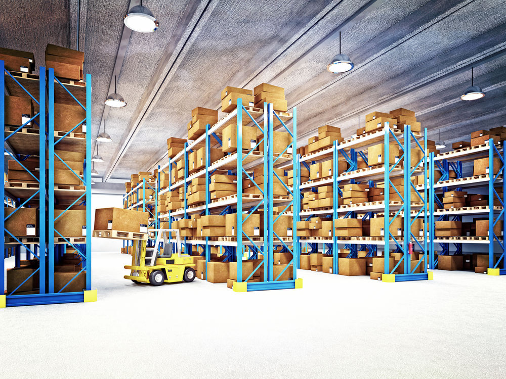 Warehouse Storage Systems and Pallet Racking