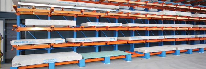 Business & Warehouse Storage Systems