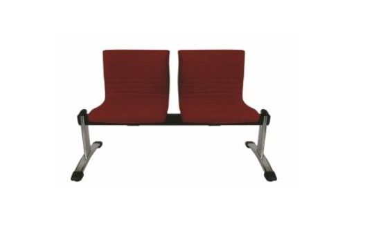 Laser Beam-Upholstered Seat & Back