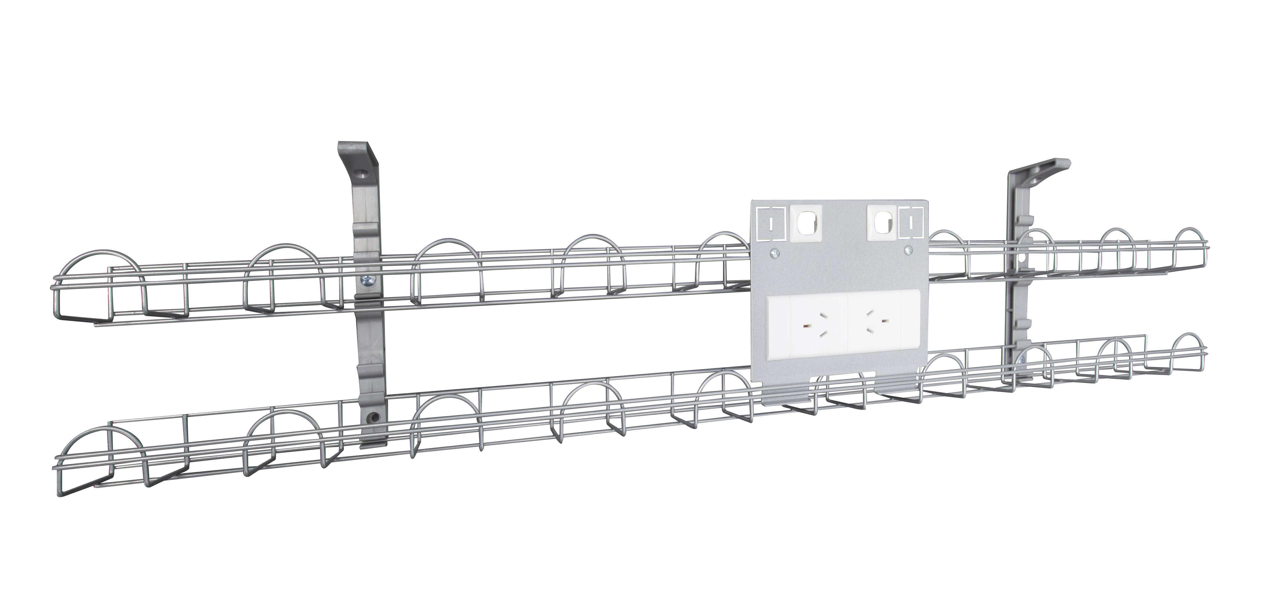 Rapid Screen Cable Basket 2 Power 2 Data