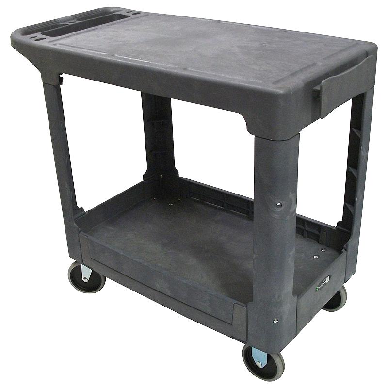 Sturgo Flat Shelf Utility Trolleys (1)