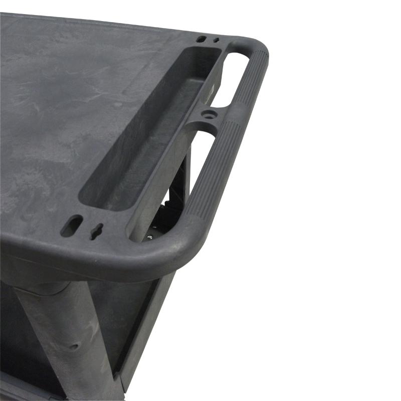 Sturgo Flat Shelf Utility Trolleys (2)