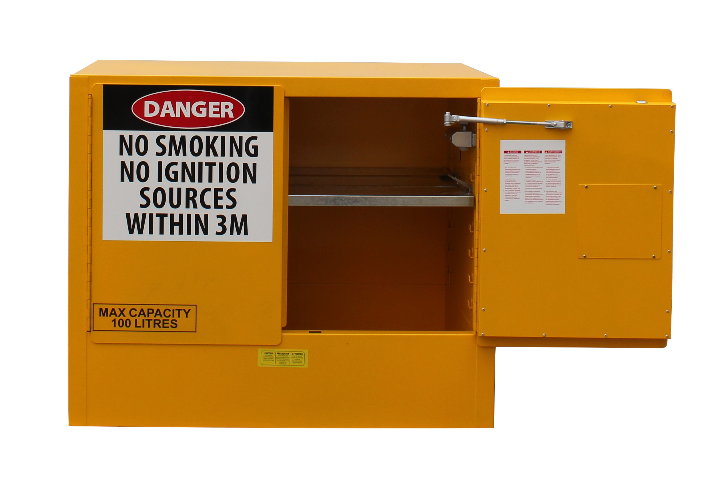 Safety Cabinets/ Securespan