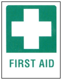 First Aid Signage 3