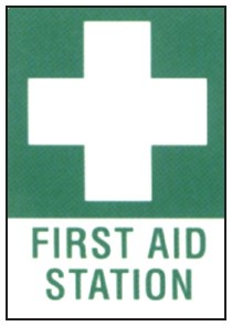 First Aid Signage 4