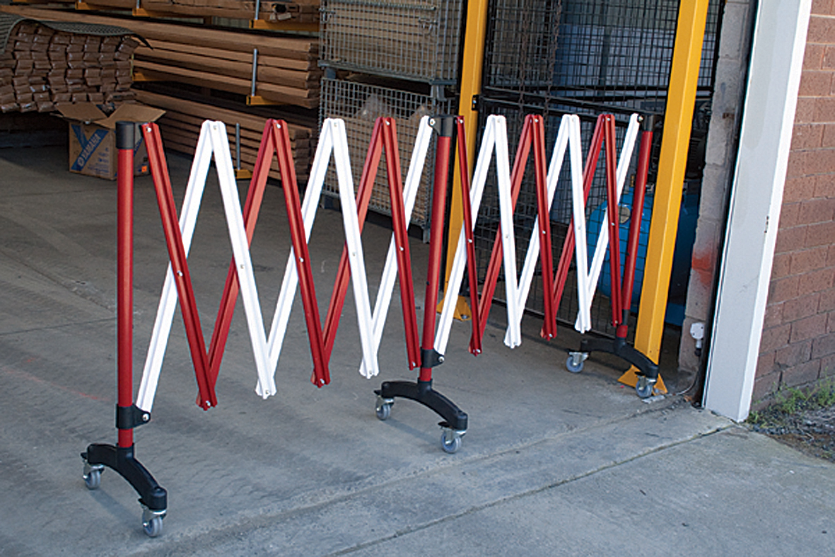 Port-A-Guard Fixed Expanding Barriers