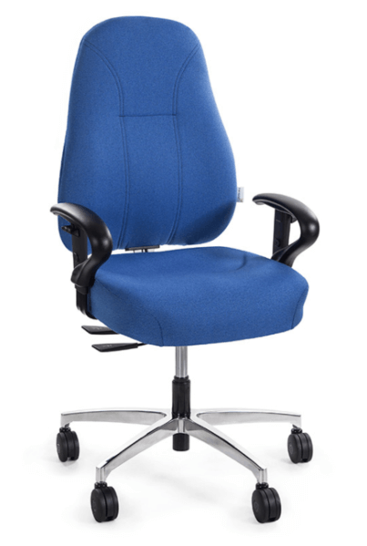 All Storage Systems HD247 Ergonomic Chair is available in various colours.