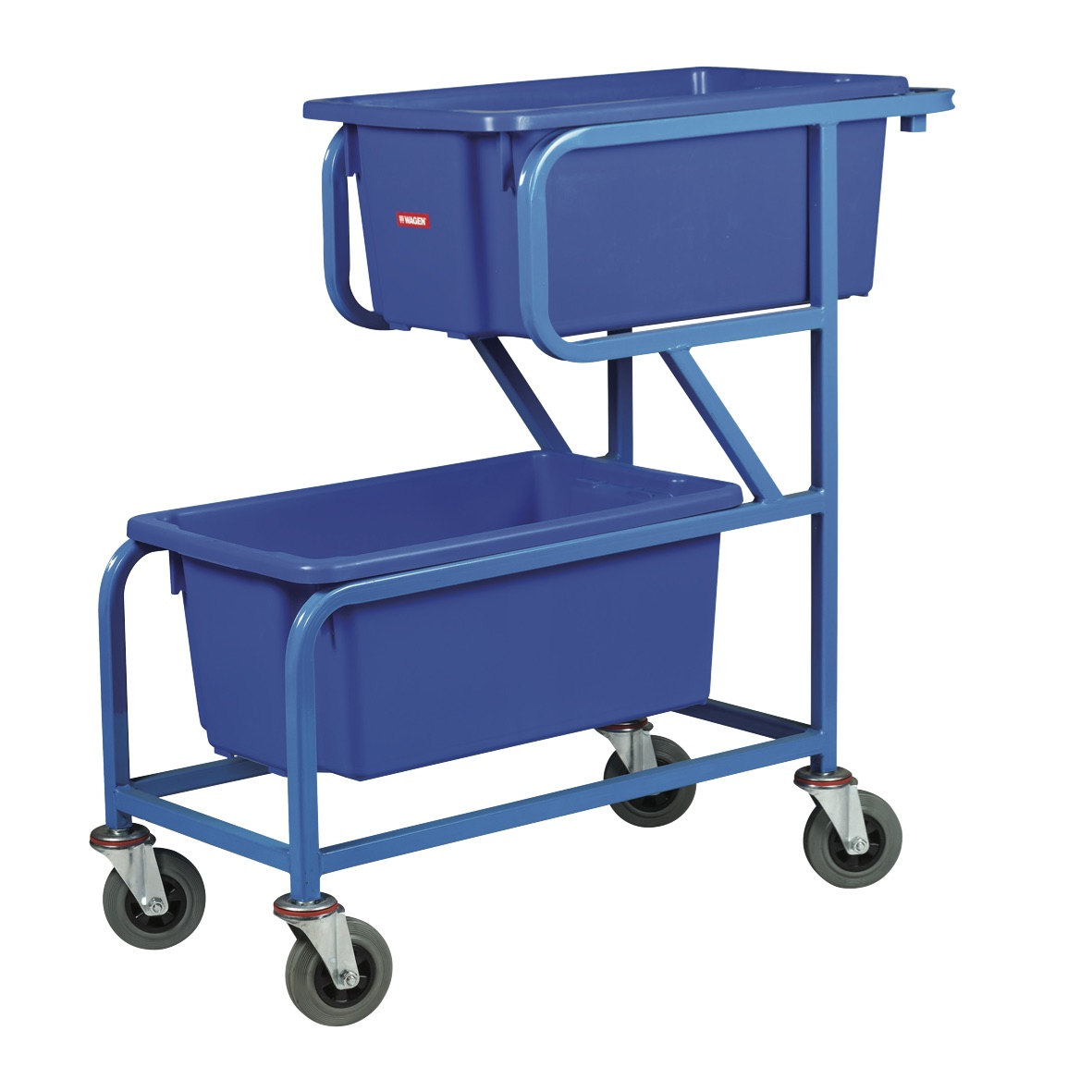 Twin Tub Stock Picking Trolley