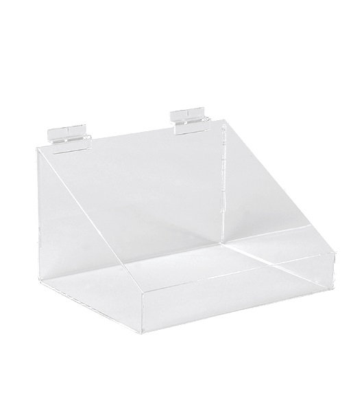 Acrylic Display Bin - Low Front