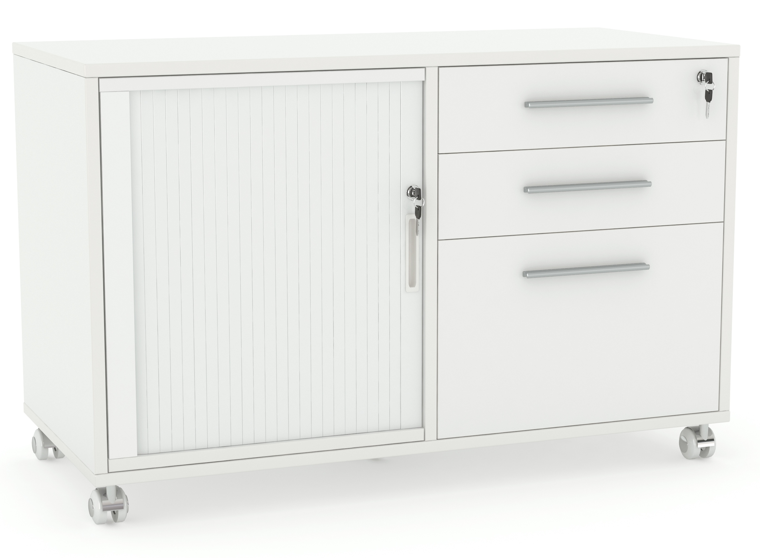 Axis Caddy Tambour Draw