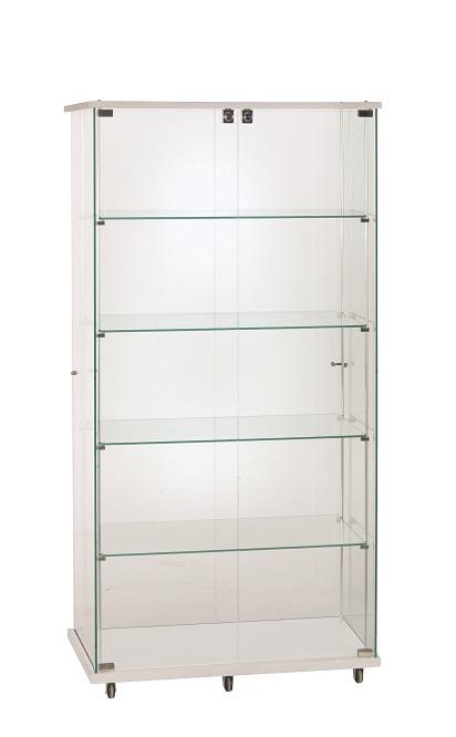 Budget Four Shelf Showcase B