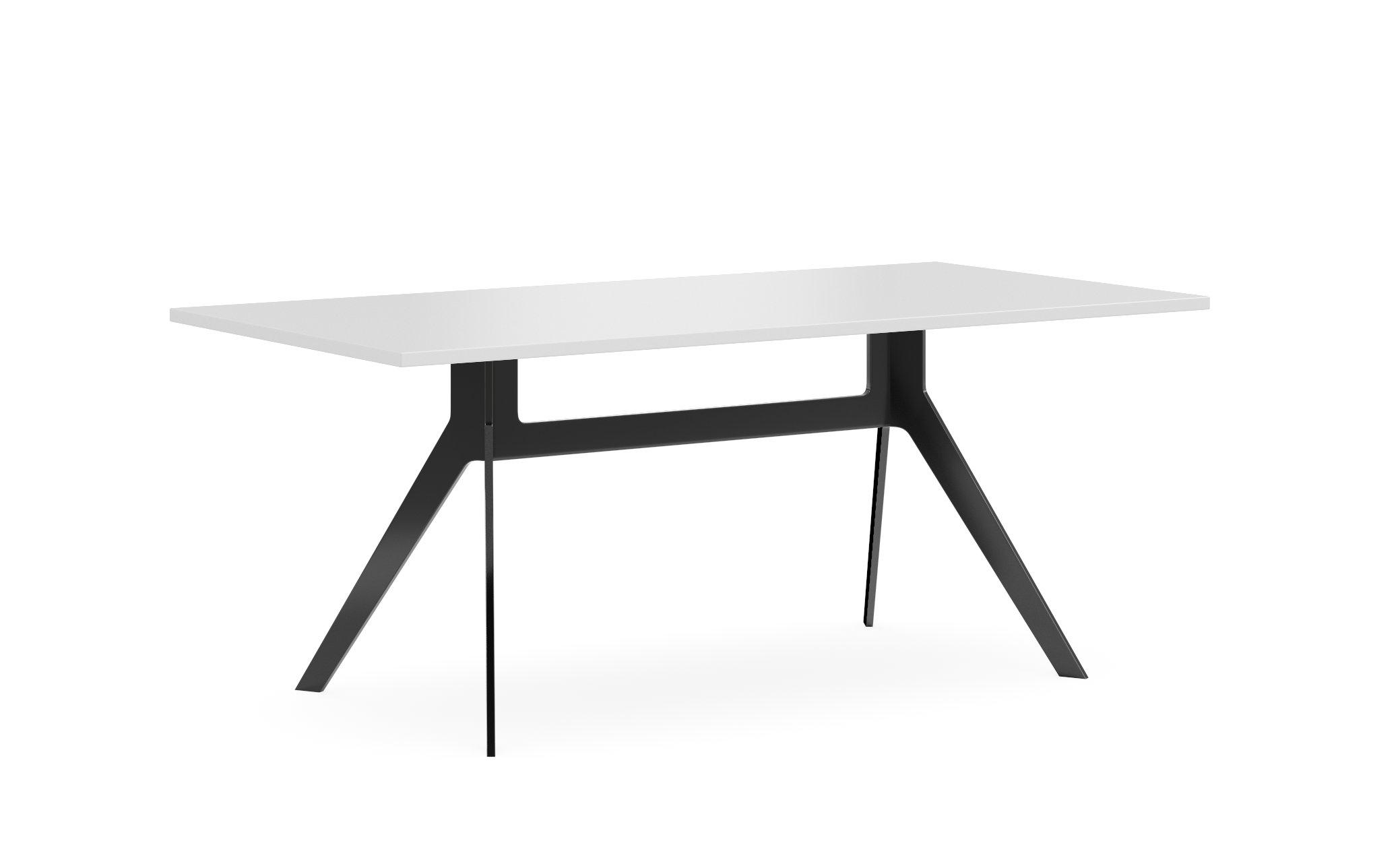 Delta Desk White