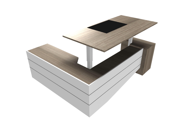 Executive Selectric Desk 1