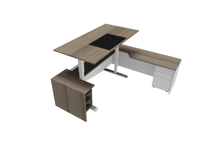 Executive Selectric Desk 5