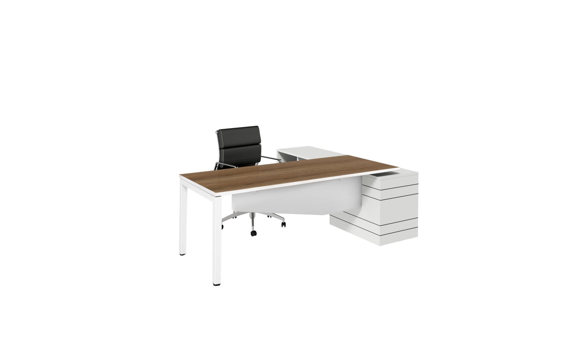 Geo Plaza Executive Desk
