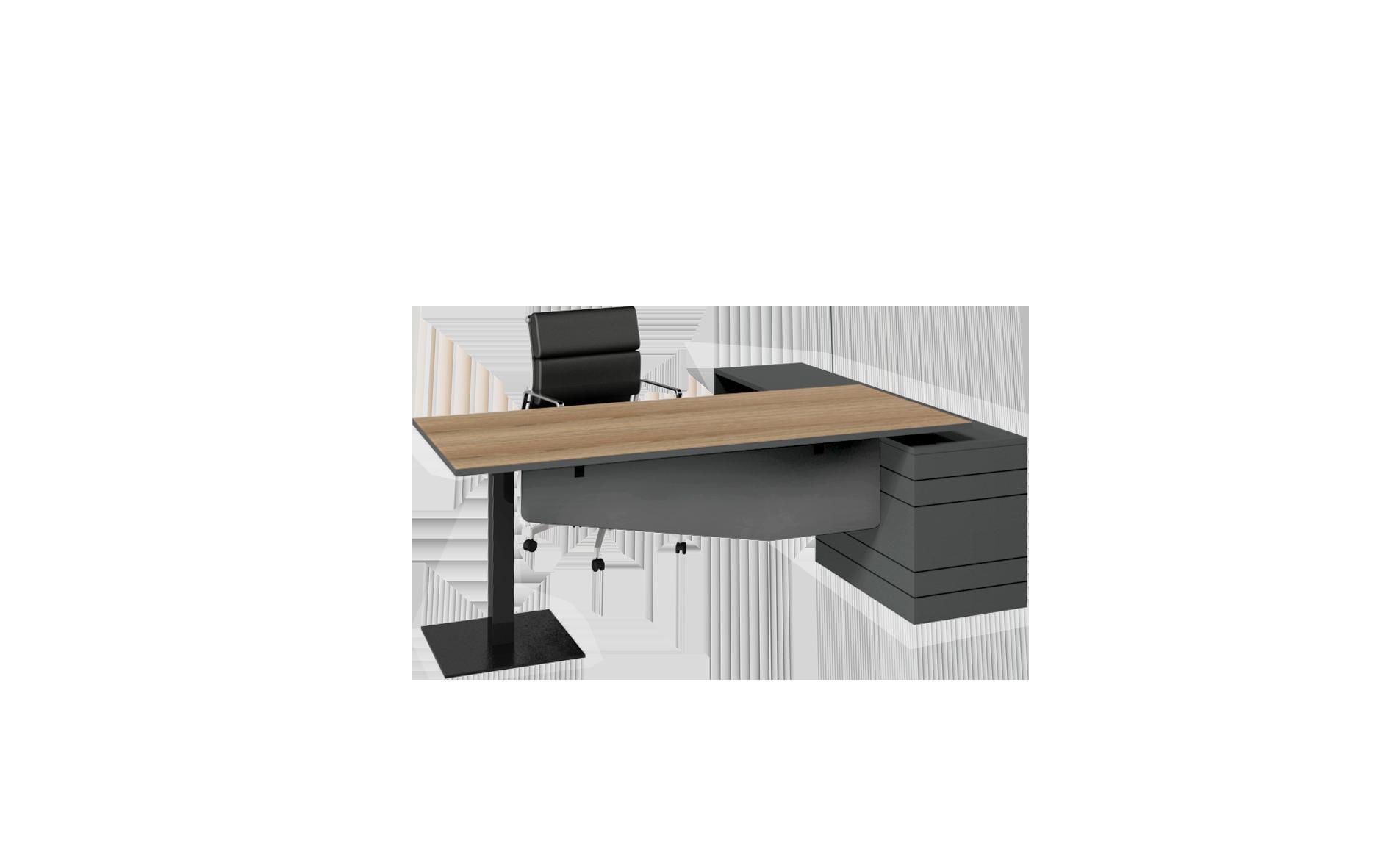 Geo Scope Executive Desk