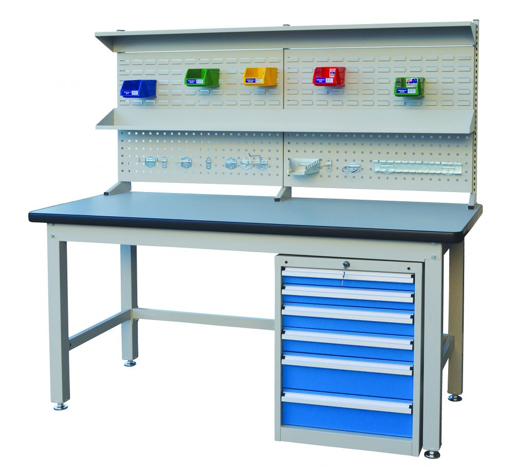 Industrial Workbench All Storage Systems
