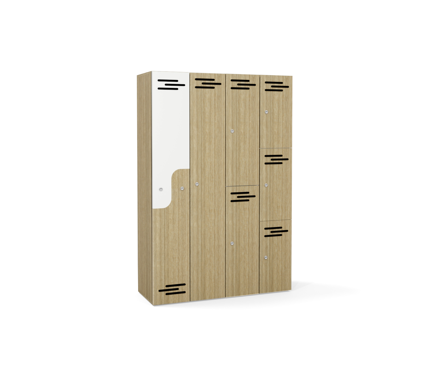 Melamine Locker