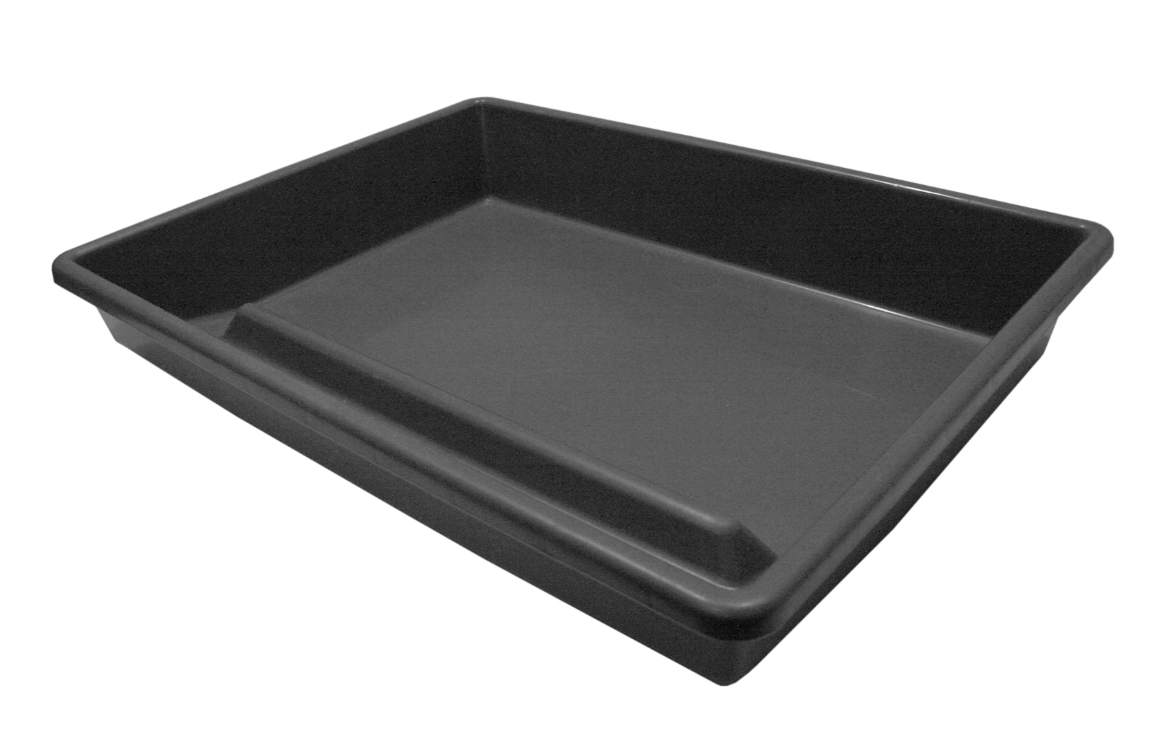 Plastic Tray_Grey