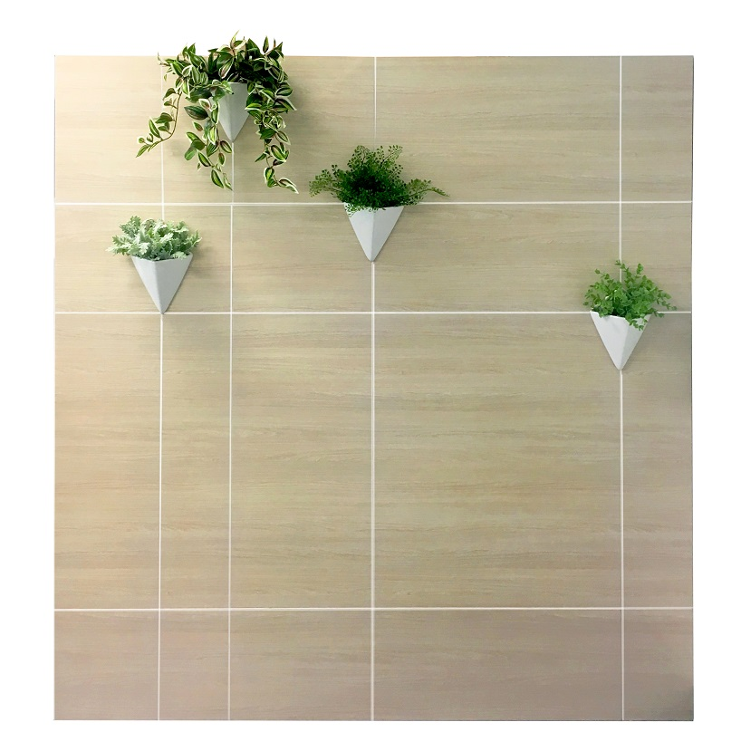 Vertical Garden Tile-Line Wall