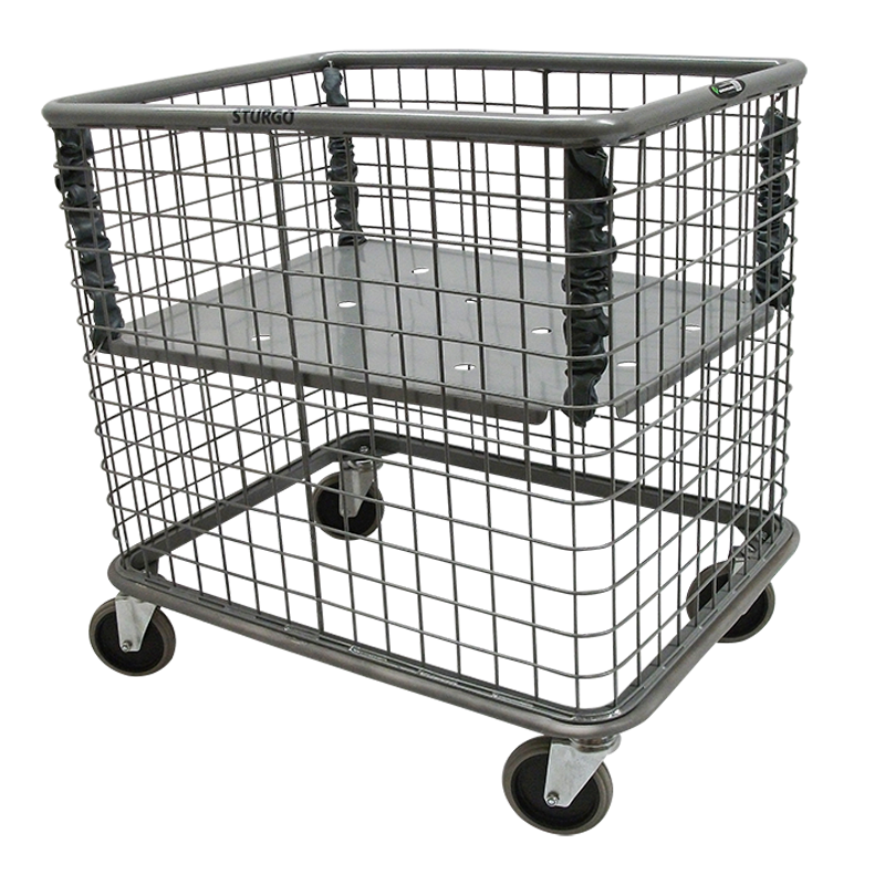 Wet & Dry Linen Trolley